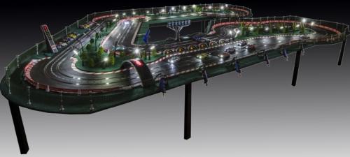 RaceKing SlotCar Racing - Уникальные развлечения в Одессе