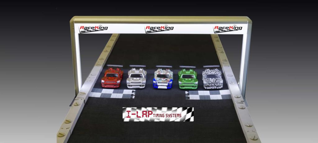 RaceKing Система хронометража ILap- Гонки на радиоуправляемых моделях авто - Уникальные развлечения в Одессе